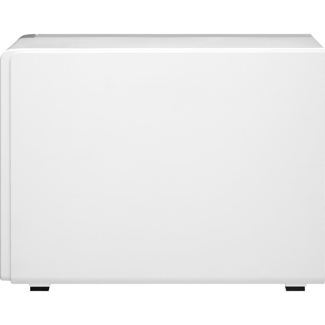 QNAP TS-231P 4TB 2-Bay NAS with 2 x 2TB Seagate IronWolf Drives
