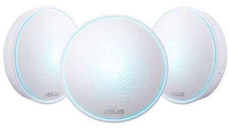 MAP-AC2200, Asus Lyra AC2200 Home WiFi System (Pack of 3)