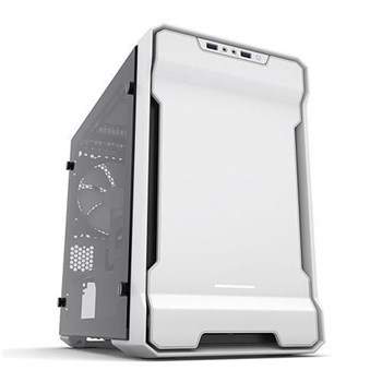 PH-ES215PTG_WT, Phanteks Enthoo Evolv ITX Tempered Glass Mini Case - White