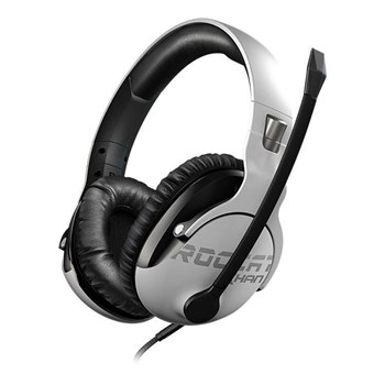 ROCCAT Khan Pro Competitive High Resolution Gaming Headset - White, ROC-14-621