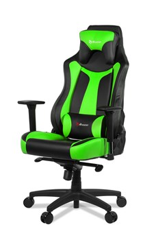 Arozzi Vernazza Gaming Chair - Green, VERNAZZA-UK-GN