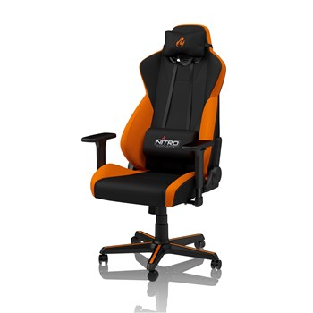 Enjoyable Nitro Concepts S300 Fabric Gaming Chair Horizon Box Co Uk Pabps2019 Chair Design Images Pabps2019Com