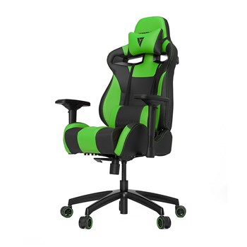 Vertagear Racing Series S-Line SL4000 Gaming Chair - Black | Green Edition, VG-SL4000_GR