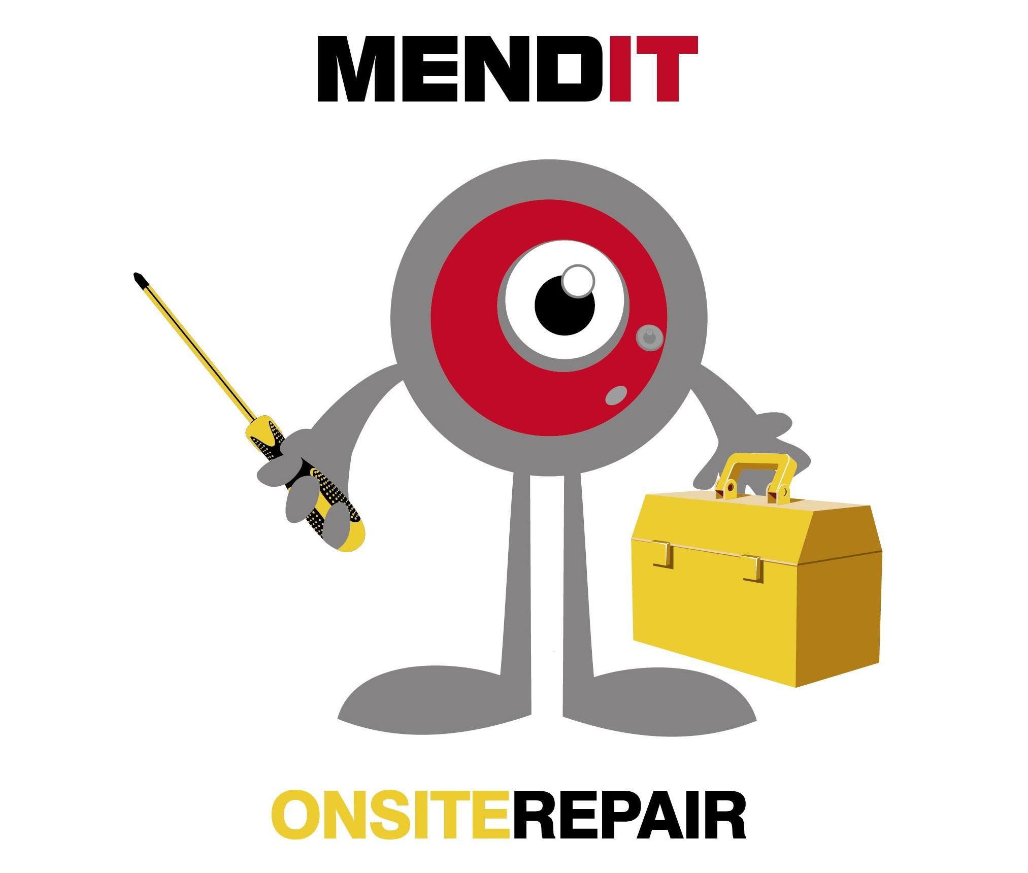 3 Year On-Site Warranty Service provided by MendIT (UK Only)