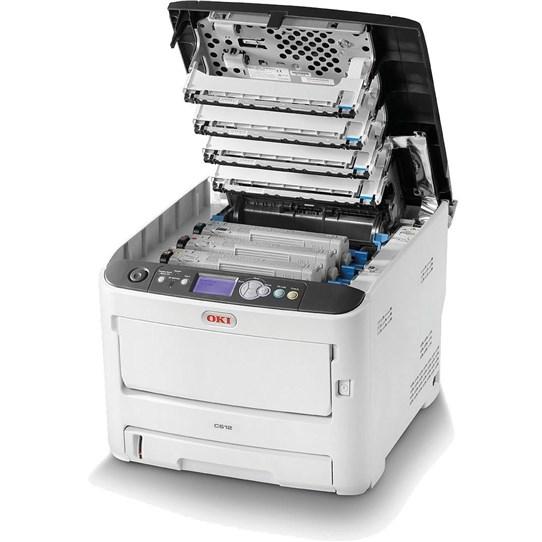 OKI C612dn A4 Colour LED Laser Printer