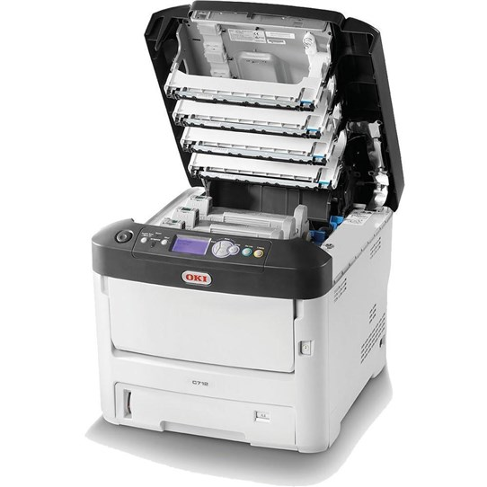 OKI C712DN A4 Colour Laser Printer