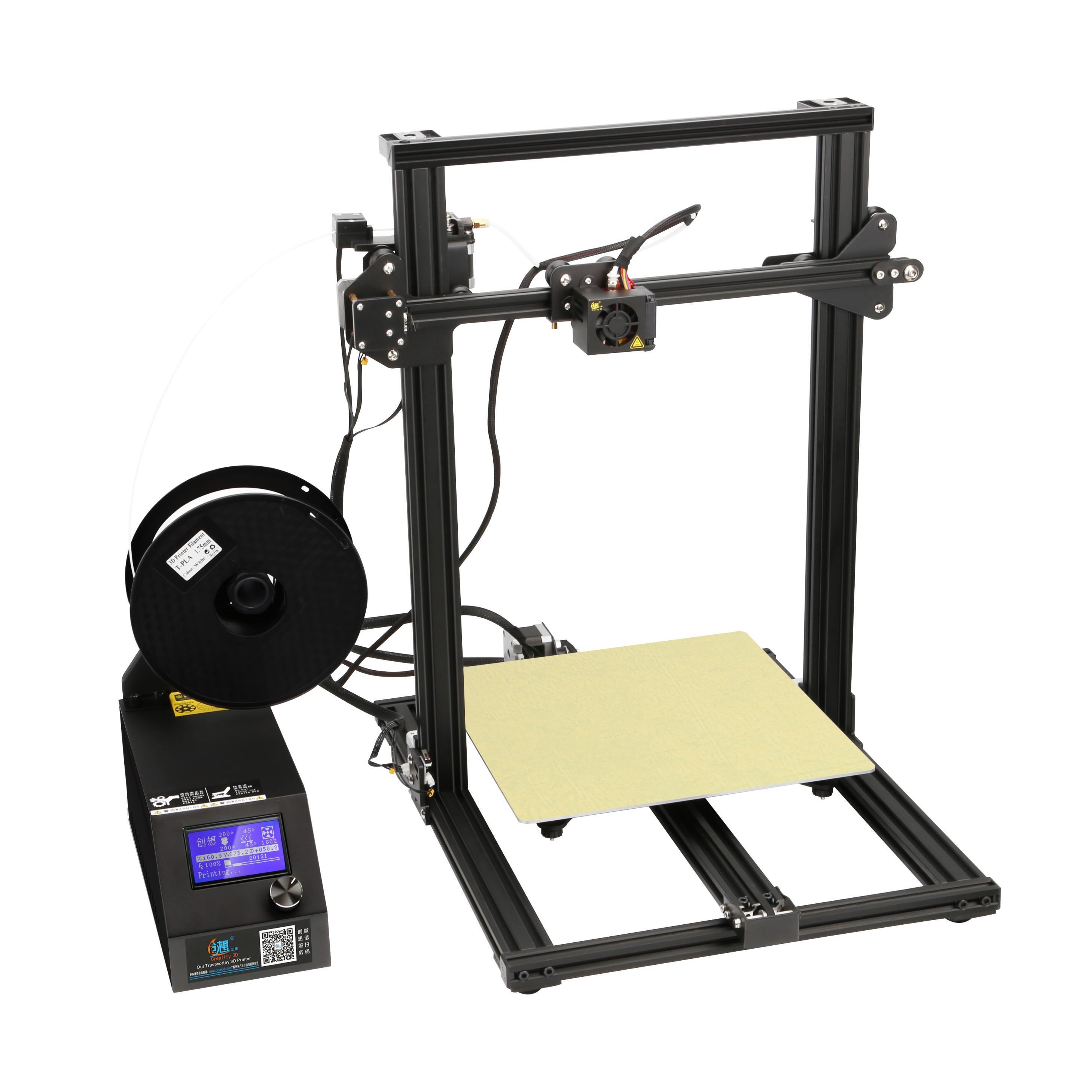 Creality CR-10(S) 3D Printer (Black)