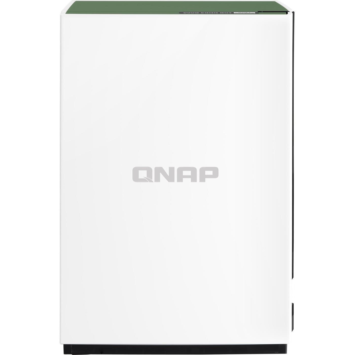 QNAP TS-228A 4TB 2-Bay NAS with 2 x 2TB Seagate IronWolf Drives