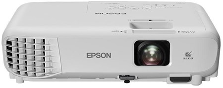 V11H840041, Epson EB-W05 WXGA 3LCD Home Cinema & Business/ Education Projector