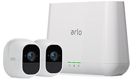 Netgear Arlo Pro 2 Smart Security System with Cameras (VMS4230P), VMS4230P-100EUS