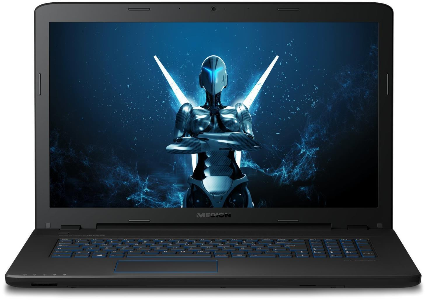 Medion Erazer P7651 Gaming Laptop