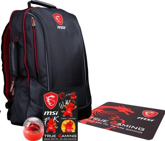 MSI Gaming GE/GL/GP/GV - Bundle Pack