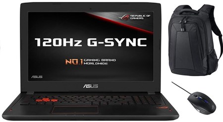 GL502VS-GZ392T, ASUS ROG Strix GL502VS-GZ392T Gaming Laptop