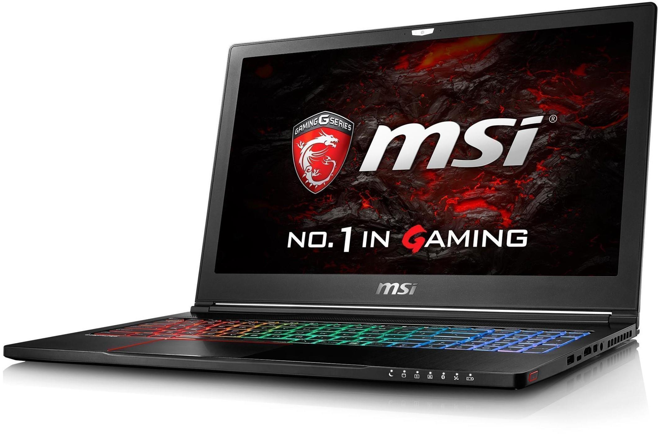 MSI GS63VR 7RF(Stealth Pro)-494UK