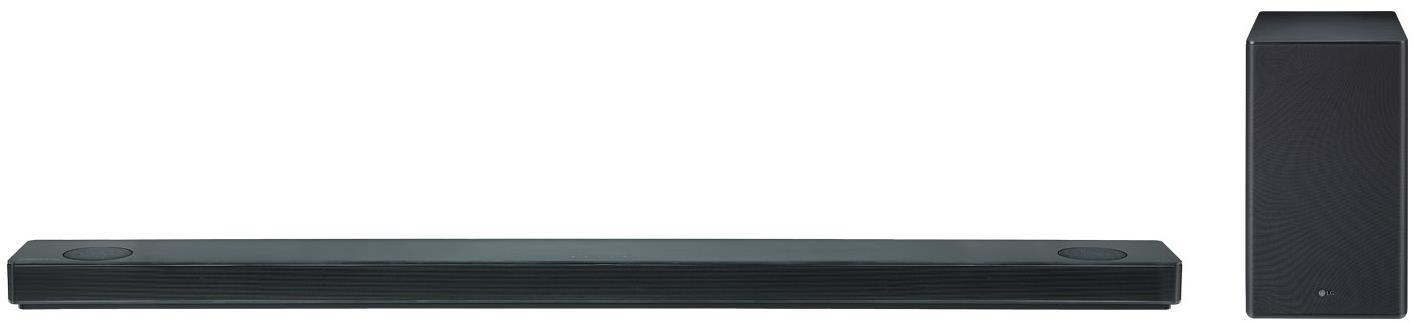 LG SK10Y 5.1.2 ch High Res Audio Sound Bar w/ Meridian Technology