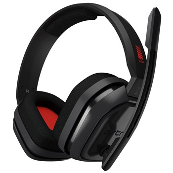 ASTRO A10 Gaming Headset Grey & Red