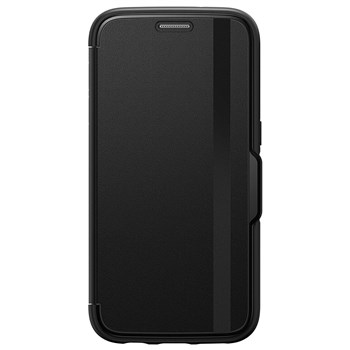 OtterBox Symmetry Etui Folio Case for Samsung S7 Smartphone - Night Black, 77-53854