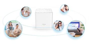 Tenda NOVA (MW3) Whole Home Wi-Fi Kit (4 PACK)