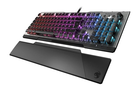 ROCCAT Vulcan 120 AIMO RGB Mechanical Gaming Keybaord - UK Layout, ROC-12-442-BN