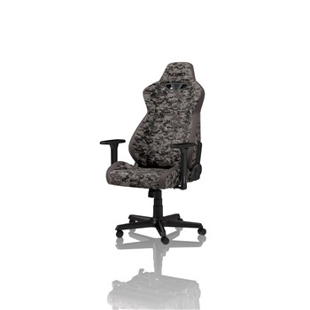 Nitro Concepts S300 Fabric Gaming Chair - Urban Camo, NC-S300-UC