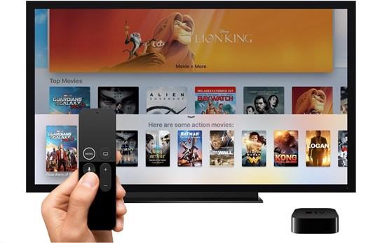 Apple TV 4K 32GB with Siri Remote MQD22B/A