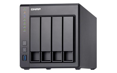 TS-431X2-8G, QNAP TS-431X2 4-Bay Desktop NAS (Network-Attached Storage) Enclosure