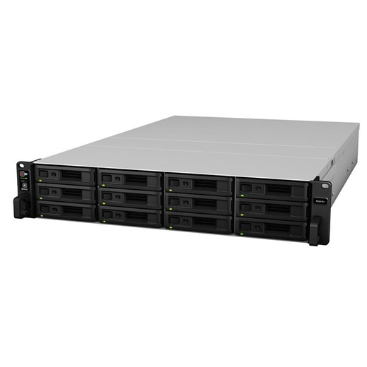 RS2418+, Synology RS2418+ 12-Bay Rackmount NAS (Network-Attached Storage) Enclosure