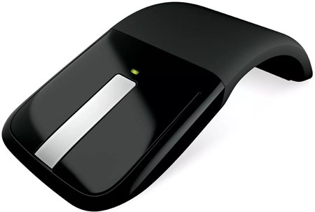 Microsoft Arc Touch Wireless Mouse, RVF-00050