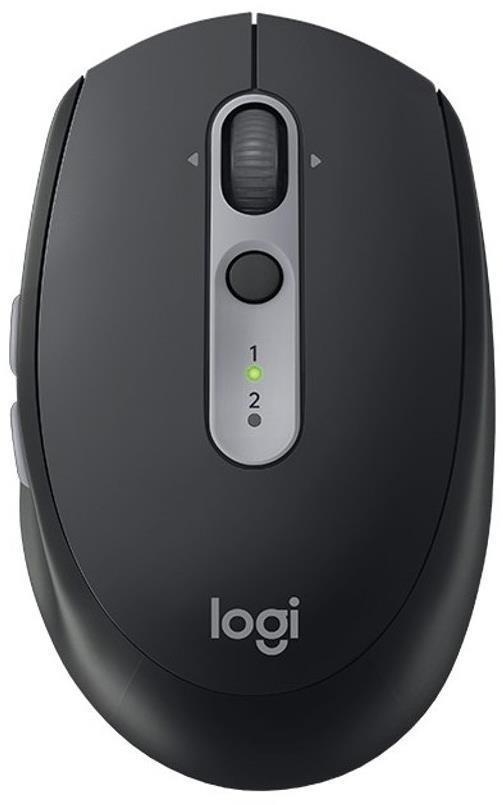 b2cc639c84f Logitech M590 Wireless Bluetooth Multi-Device Silent Mouse,