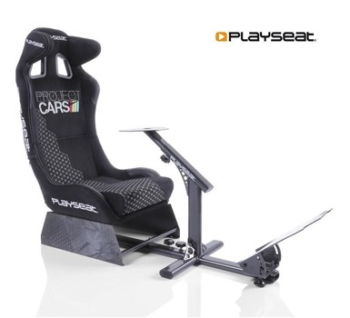 Playseat Project Cars Racing Cockpit, 8717496872043 | Box co uk