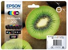 Epson C13T02E74010 202 Black/Cyan/Magenta/Yellow/Photo Black Kiwi Multipack Ink Consumable