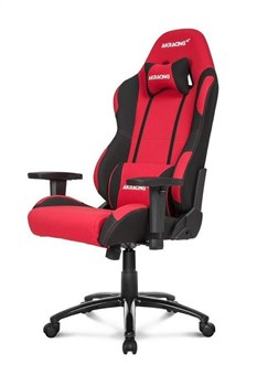 AKRacing Core Series EX Wide Gaming Chair - Red/Black, AK-EXWIDE-RD/BK