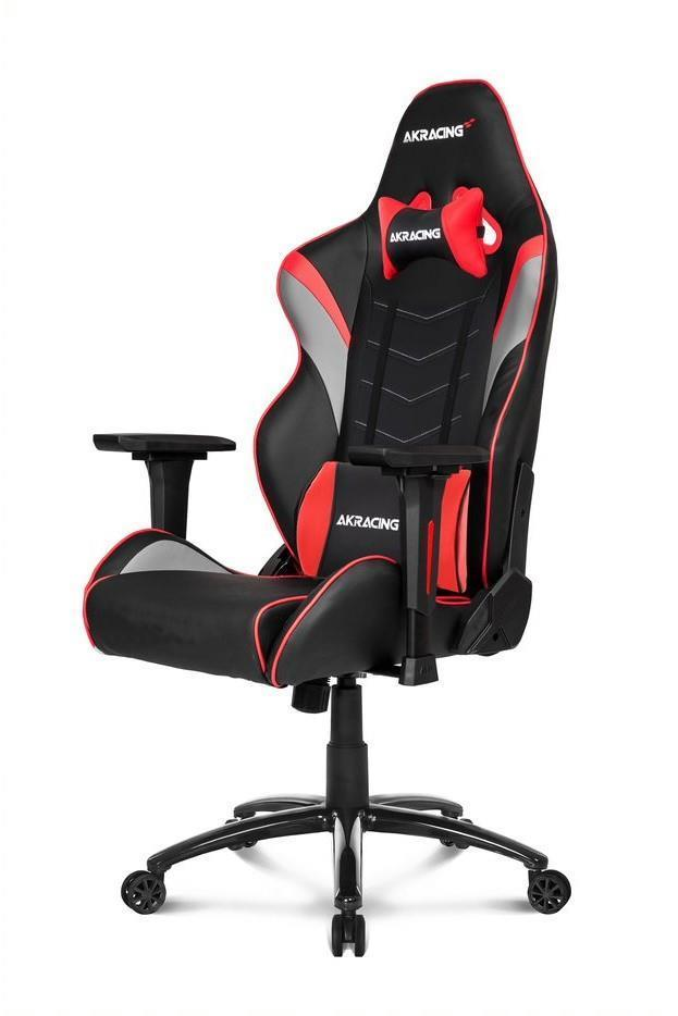 Image of AKRacing Core Series LX Gaming Chair - Red