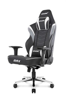 AKRacing Masters Series MAX Gaming Chair - White, AK-MAX-WT