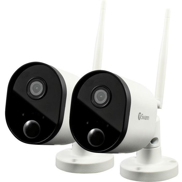 e6b1cff6095 Image of Swann Outdoor Security Camera  1080p Full HD Wi-Fi Camera with  Audio