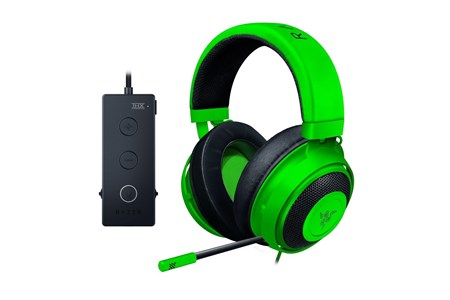Razer Kraken Tournament Edition - Green, RZ04-02051100-R3M1