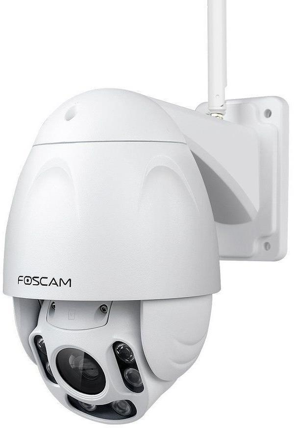 Foscam FI9928P 1080P HD PTZ Wireless IP Camera with 60m Starvis Night Vision