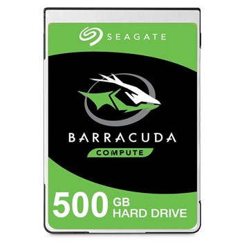 "ST500LM030, Seagate 500GB BarraCuda Laptop Hard Drive 2.5"" 7mm SATA III 6GB's 5400RPM 128MB Cache"