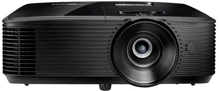 Optoma H184x WXGA DLP Home Entertainment & Gaming 3D Projector, E1P1A1YBE1Z4