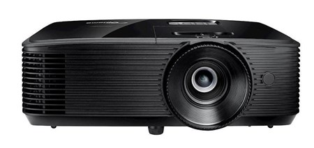 E1P1A1YBE1Z2, Optoma W334e WXGA DLP Business/ Education 3D Projector