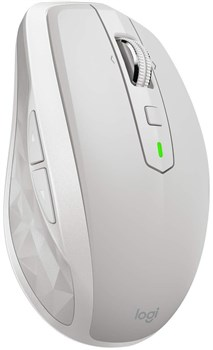 Logitech MX Anywhere 2S Wireless Mouse Light Grey, 910-005155