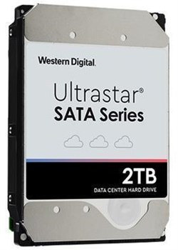1W10002, WD 2TB Ultrastar 128MB 3.5 IN SATA 6GB/s 7200RPM Enterprise Hard Drive
