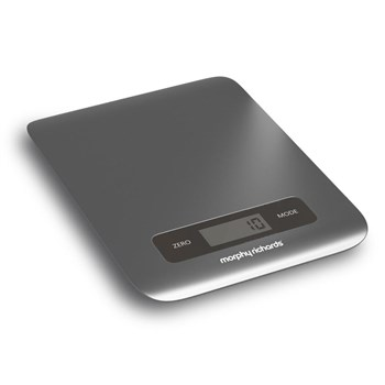 Morphy Richards Electronic Kitchen Scale (974906), 974906