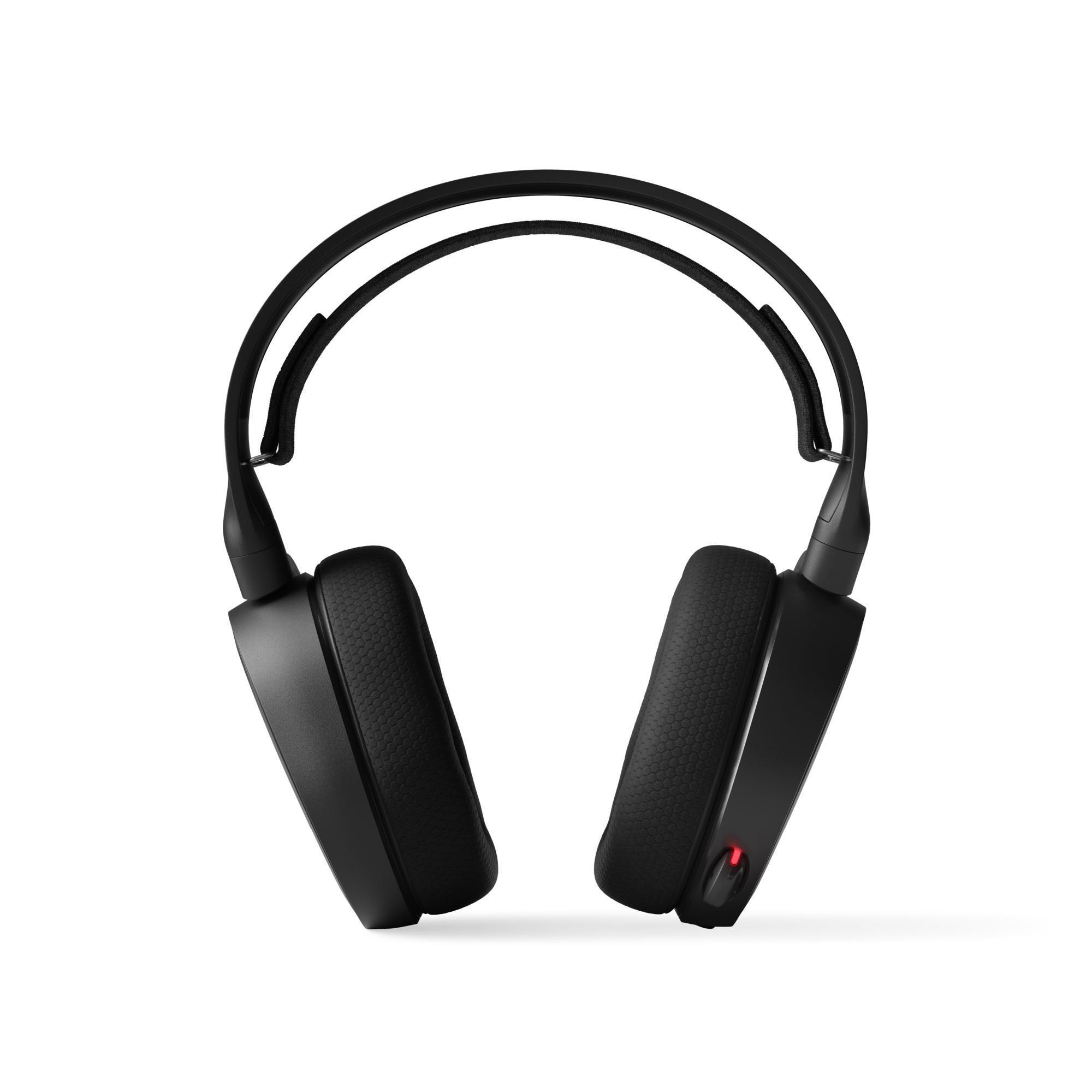 247d76d0e66 SteelSeries Arctis 5 Black (2019 Edition) Gaming Headset, 61504
