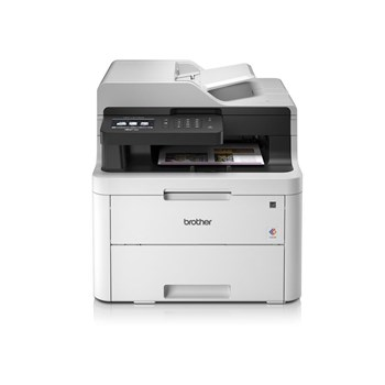 Brother MFC-L3710CW A4 Colour Multifunction LED Laser Printer, MFCL3710CWZU1