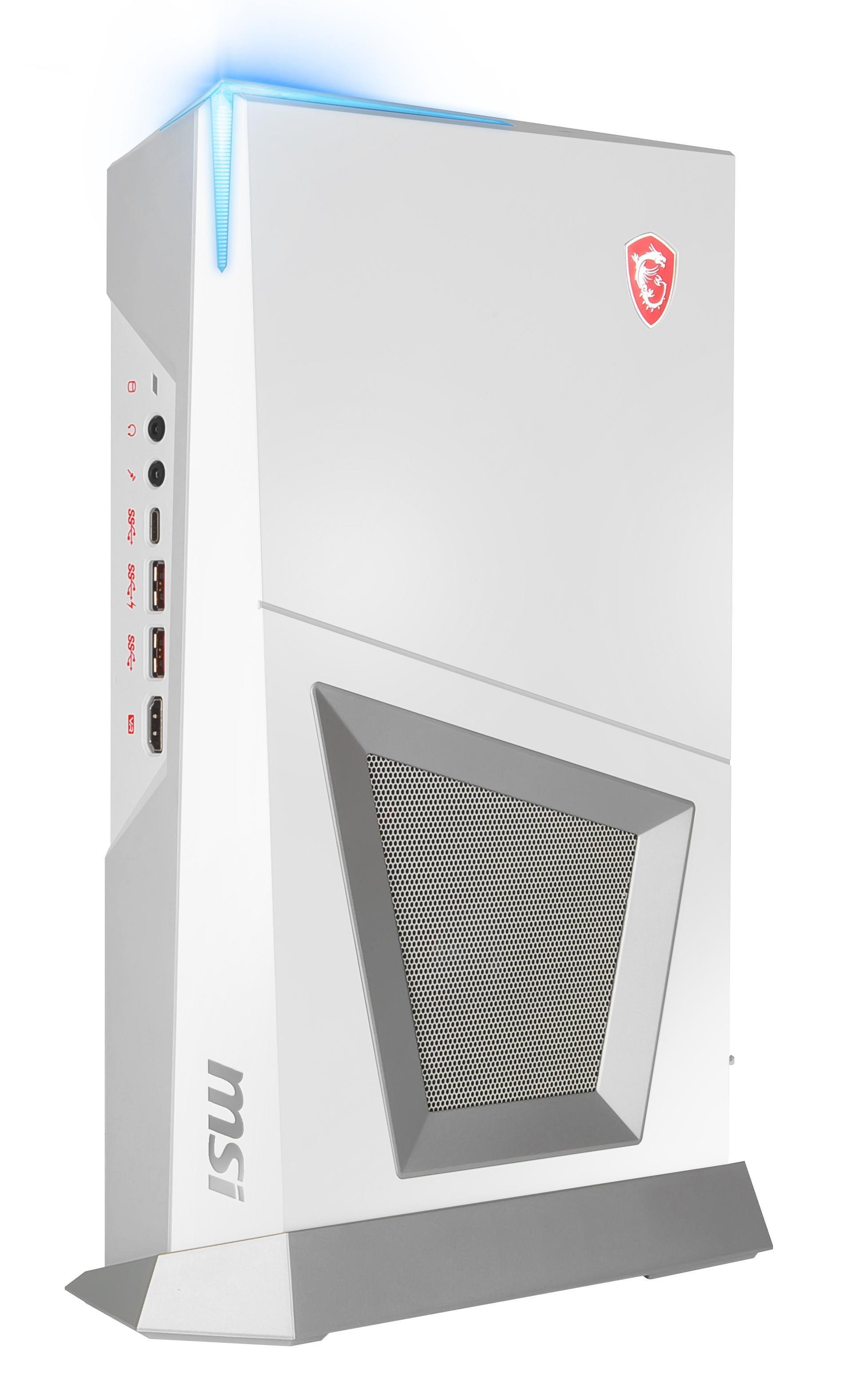 MSI Trident 3 Arctic 8RB-092UK Compact Gaming PC