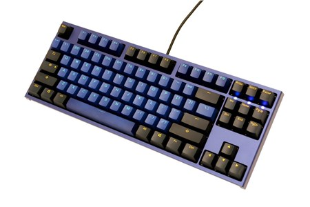 Ducky One2 TKL Horizon Black Cherry Mx Switch - UK Layout, DKON1887-AUKPDZBBH