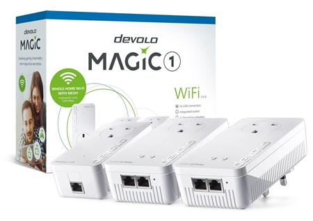 8369, devolo Magic 1 WiFi Whole Home Kit