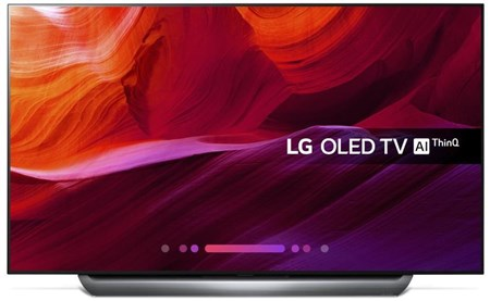 "OLED65C8PLA, LG OLED65C8PLA 65"" OLED Ultra HD 4K HDR Smart TV"
