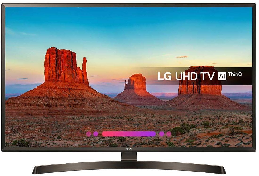 LG 49UK6400 49 Inch ULTRA HD 4K Smart TV